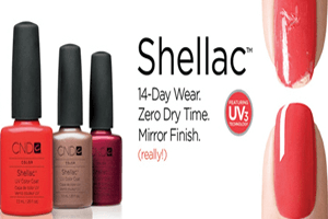 shellac nail