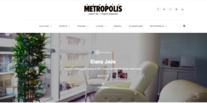 Read more about the article Metropolis Magazine