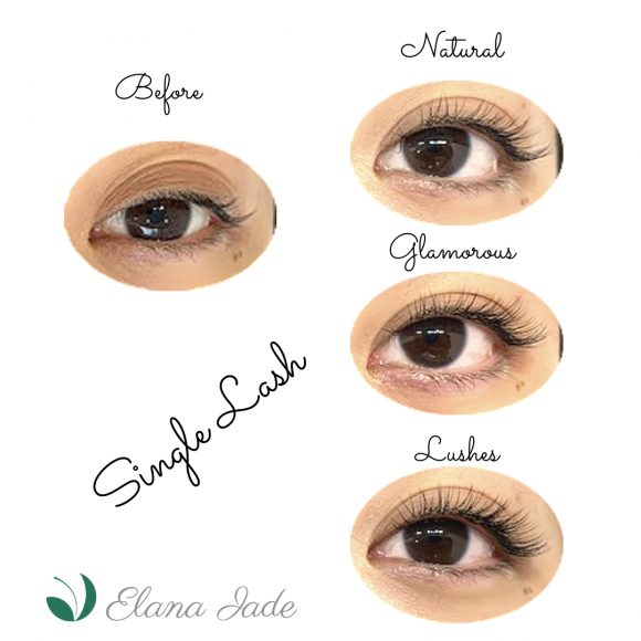 Single Lash Image